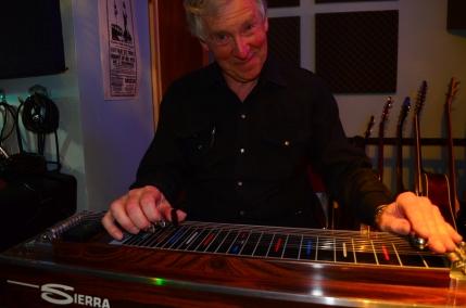 Joe Ryan: a wonderful musician and gentleman